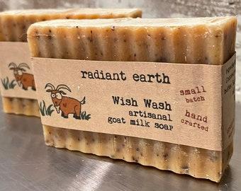 Radiant Earth Goat Milk Soap