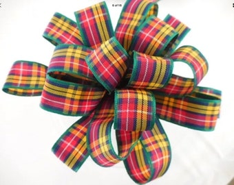 Buchanan Tartan Lead, dogs, pets, Buchanan , plaid, Scottish clans