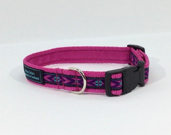 Lyra Collar,dogs, pets,made in Scotland