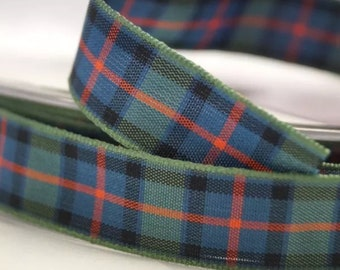 Flower Of Scotland Tartan Lead, dogs, pets, plaid, Scottish clans