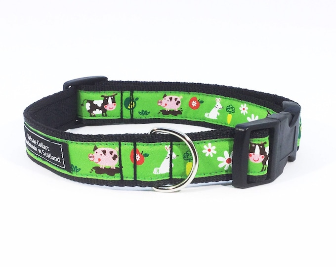 Featured listing image: Farmyard Friends Collar