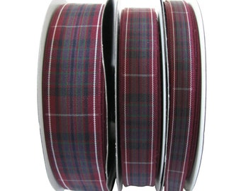 Pride of Scotland National Tartan lead, made in Scotland, Scottish clans, plaid,  tartan