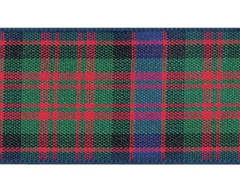 McDonald Tartan Lead, dogs, pets, Buchanan , plaid, Scottish clans