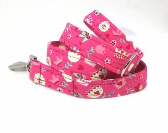 Pink Princess Lead, Pink Princess Collar,dog leash,luxury dog collar,luxury dog leash,dogs
