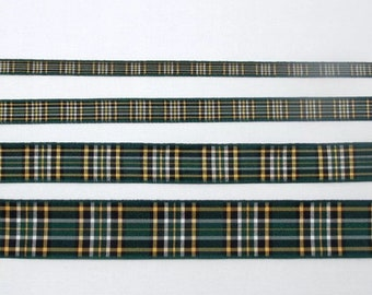 Irish National Tartan Lead, Scottish clans, plaids, dogs, pets, tartan ribbon