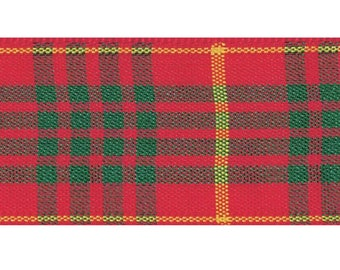 Cameron Tartan Lead, dogs, pets, Buchanan , plaid, Scottish clans