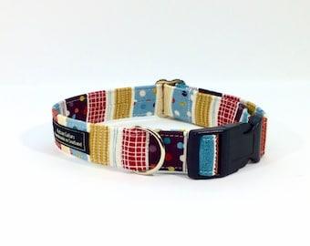 Cheviot dog collar,luxury dog collar, Dogs, Pets, made in Scotland
