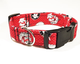Knitting Sheep Collar, knitting, sheep, luxury dog collar, luxury dog leash , pets, dogs, handcrafted