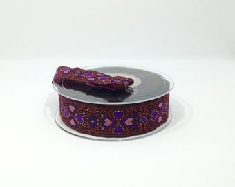 Four Leaf Clover Lead (1), handcrafted , matching luxury dog collar to order, luxury dog leash, dogs , pets, jacquard ribbon,
