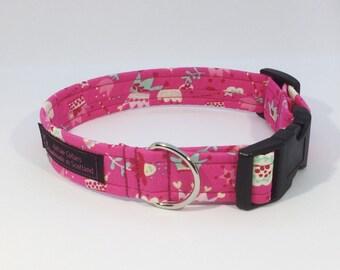 Pink Princess Dog Collar, Pink Princess dog leash,luxury dog collar,luxury dog leash,dogs, pets, pink collar, handcrafted