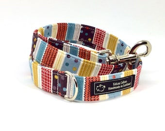 Cheviot dog lead, luxury,Dogs, Pets, made in Scotland, handcrafted