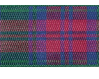 Lindsay Tartan Lead, dogs, pets, Buchanan , plaid, Scottish clans