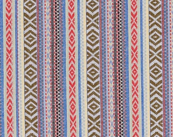 Brown Ikat lead , dog collars, pets, dogs, leash, handcrafted, made in Scotland