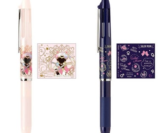 NEW!  Hi Tec C Coleto Sailor Moon Limited Edition 4 ink slots in box (Barrel Only)