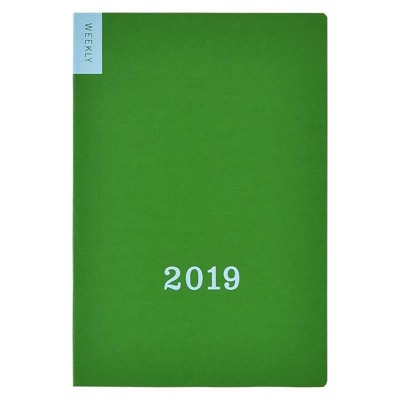 Hobonichi presque hebdomadaire janvier janvier hebdomadaire 2019 pour ordinateur portable-début / début avril (2018) 1132af