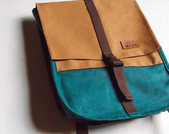 Minimalist School Bag - Made To Order