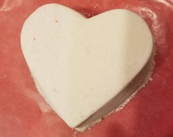 Clover, Dove, Ribbon or Heart Shaped Bath Bomb