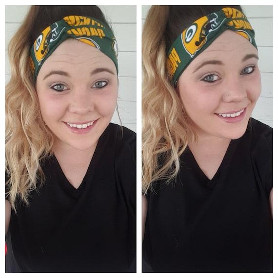 NFL Green Bay Packers Stretch Headband