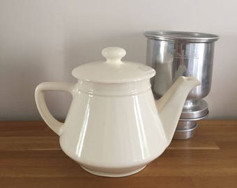 Teapot coffee pot vintage Villeroy & Boch model Salam