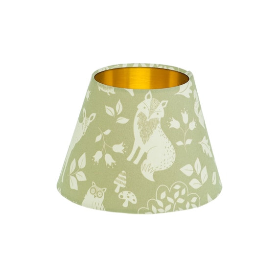 ELIZABETH tapered drum table lamp shade