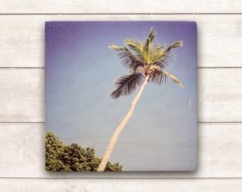 Beach Decor; Beach Wood Signs; Beach Wooden Signs; Beach Signs; Beach Signs Decor; Beach Decor Coastal; Palm Tree Photo Art