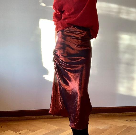 Metallic skirt by ELLERY - image 3