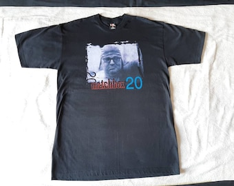 Vintage 1996 Matchbox 20 Tee Vtg 90s 1990s Rock T-Shirt Black Crowes Spin Doctors Pumpkins Wallflowers Sheryl Crow Collective Soul Goo Dolls