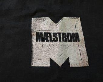 Vintage 1990 Maelstrom T Shirt