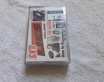 Vintage 1988 Guns N Roses Cassette Vtg 80s 1980s Heavy Metal Tape K7 Motley Crue Poison Skid Row Aerosmith Whitesnake Scorpions Bon Jovi