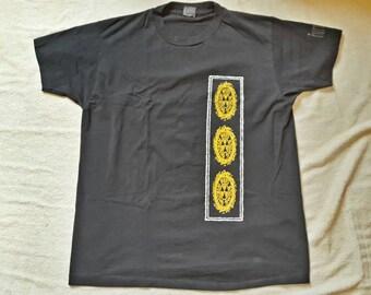 Vintage 1991 Neds Atomic Dustbin Tour Tshirt 1990s 90s Indie Concert Tee T Shirt Vtg Jesus Jones Stone Roses