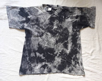 Vintage 1995 Soziedad Alkoholika Tshirt Vtg 1990s 90s Thrash Speed Crossover Metal Tee T Shirt D.R.I. Crumbsuckers Wehrmacht OVP Allover