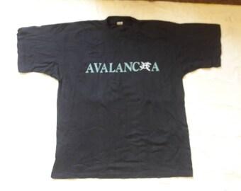 Vintage 1995 Heroes Del Silencio Tour T Shirt Vtg 90s 1990s Heavy Hard Rock Metal Concert Tee Tshirt Bunbury Los Suaves Mago De Oz Manà