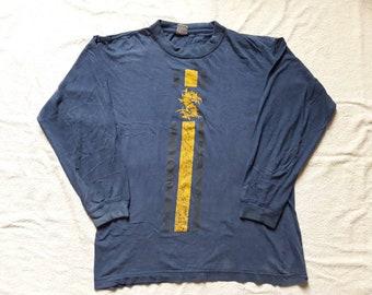 Vintage 1996 Sepultura Long Sleeve T Shirt . Vtg 90s 1990s Thrash Speed Heavy Metal Tee LS Megadeth Suicidal Tendencies