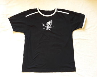 Vintage 1994 Metallica Promo Tshirt.  90s 1990s Vtg Thrash Metal Tee T Shirt Slayer Anthrax Megadeth Sepultura Testament Suicidal Exodus