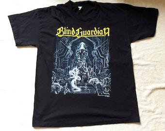 Vintage 1990's Blind Guardian Tour T Shirt.