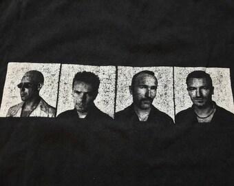 Vintage 1994 U2 Tour Concert T Shirt 90's