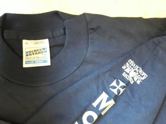 Années à 1995 Monumentum longue chemise à Années manches T. NOS 0099e1