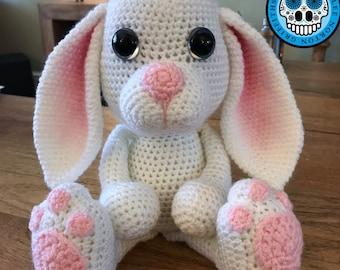 Bunny Toy Amigurumi Free Crochet ⋆ Crochet Kingdom | 270x340