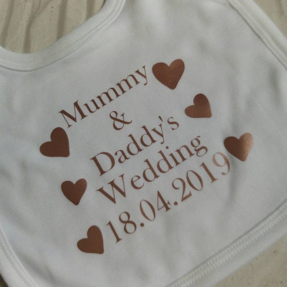My 1st xmas dinner with my any name personalised baby boy bib vest grow mummy