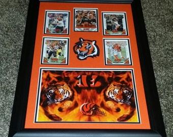 Cincinnati Bengals 2015 AFC North Champions 11x17