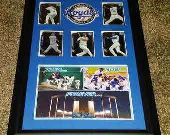 "Kansas City Royals ""Forever Royal"" World Series Champions 11x17"