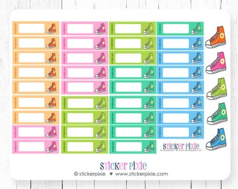 Step Planner Stickers Step Tracker Stickers