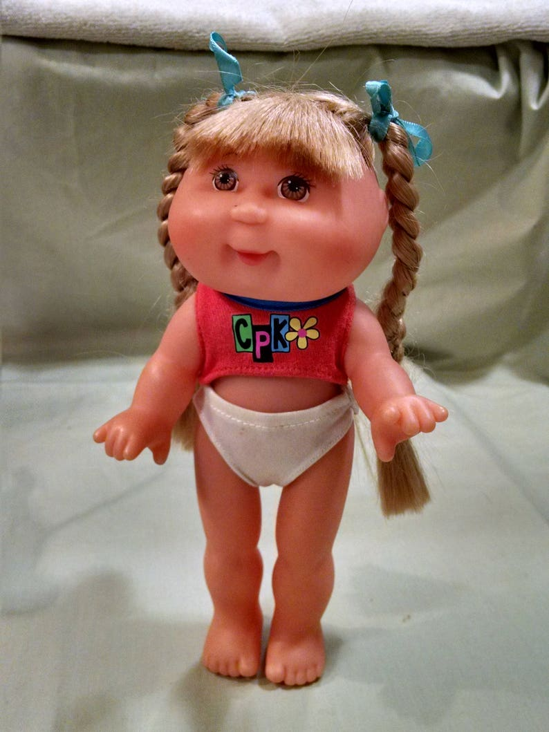 cabbage patch keychain