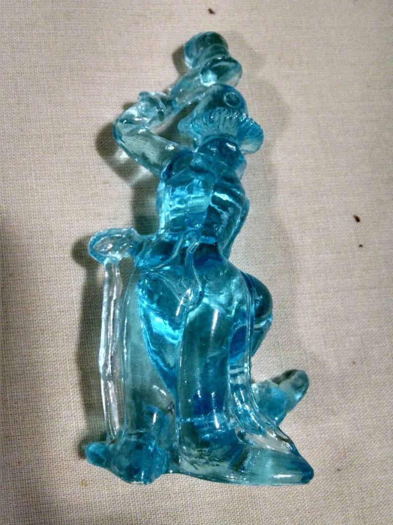 Small Plastic Showbiz Pizza Clown Figure Memorabilia