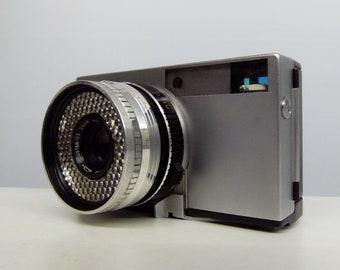 Zorki-10 -Vintage Russian 35mm Camera With Industar-63 45mm Lens - 1960s - Retro