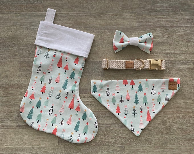 Deluxe Christmas Set - GOTS Organic Cotton - Oh Christmas Tree *LIMITED *
