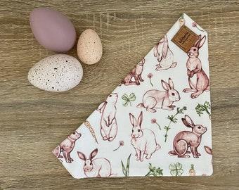 Hoppy Easter - GOTS Cotton Collar Bandana