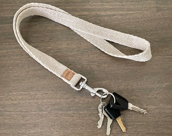 Super Soft Hemp Lanyard