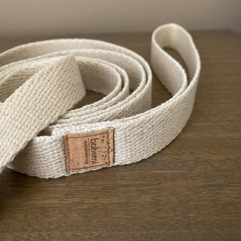 Hemp clip lead from Australia
