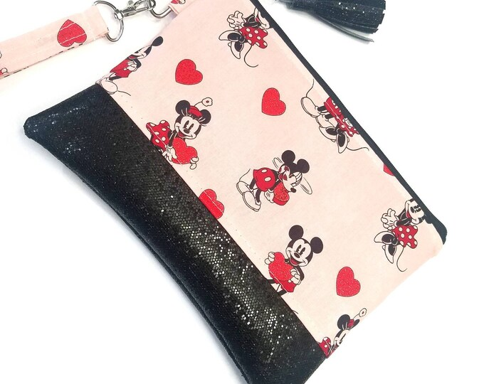 Valentine's mini clutch